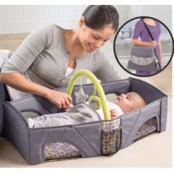 Cuna Viajera Para Bebe Tipo...