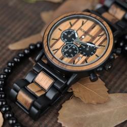 Reloj De Lujo Elegante...